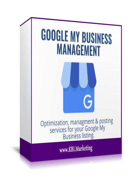 Google My Business Management Service for Small Businesses