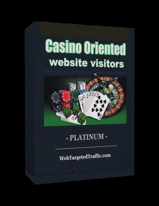 casino visitors