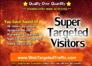 guaranteed visitors