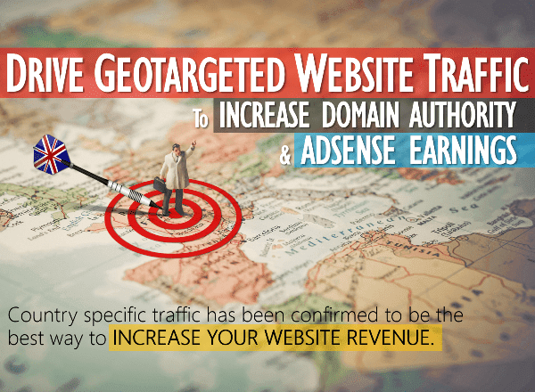 website targeted traffic
