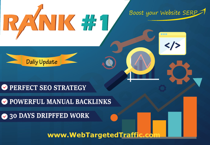 rank website 30 days seo, google page one