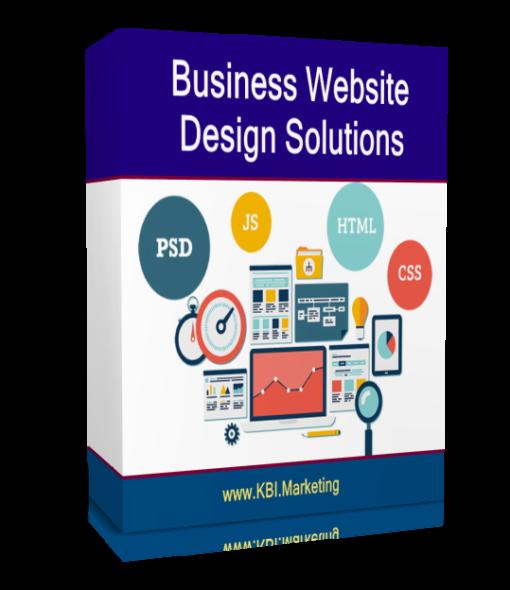 Business Website Design Solutions