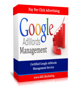 Google AdWords Management Services
