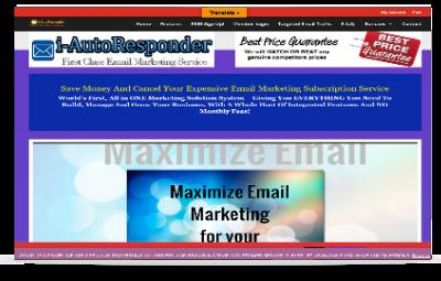 free autoresponder Service email marketing service