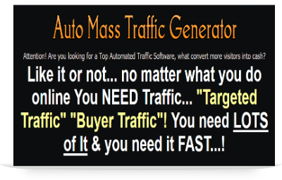 Auto Mass Traffic Generator