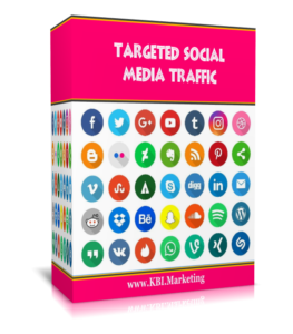 social media traffic, social media advertising services