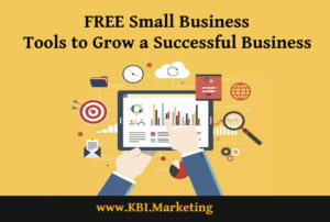 FREE Small Business Tools to Grow a Successful Business