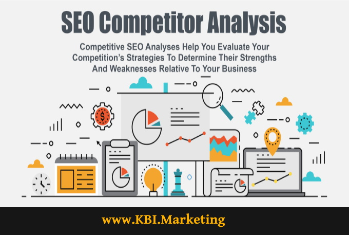 SEO Competitor Analysis: Spy on Competitors' Organic Keywords