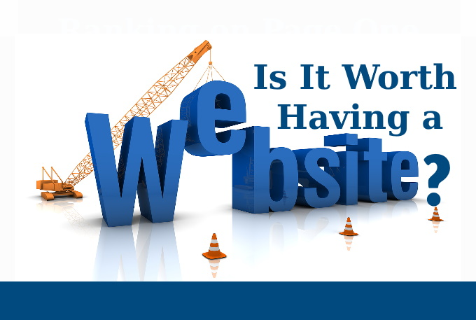Is It Worth Having a Website?